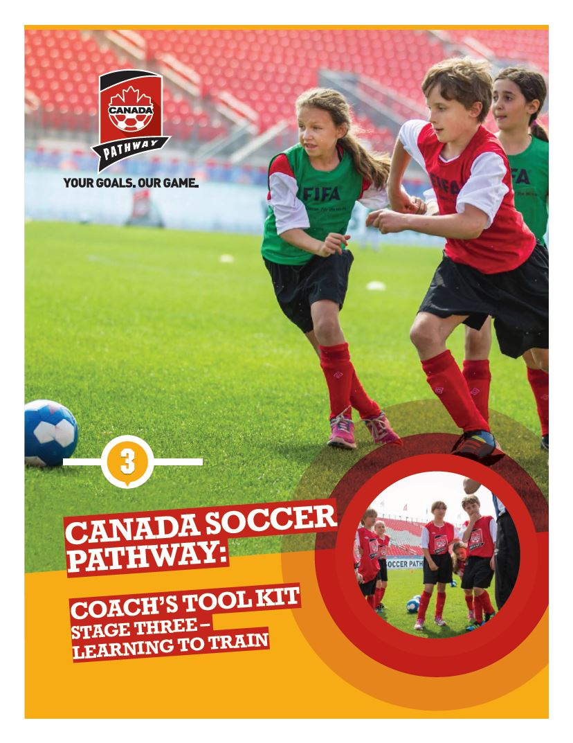 CanadaSoccerPathway_CoachsToolKit_LearnToTrain_COVER